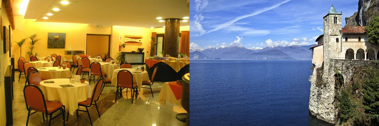 1 3, 4 oder 7 ÜN im 4* Hotel am Lago Maggiore inkl. Frühstück und 1 Abendessen ab 99€ p. P.
