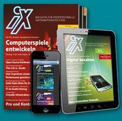 3 Ausgaben iX dank Amazongutschein für effektiv 3,50€