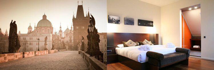 2   4 ÜN im 4* Hotel in Prag inkl. Frühstück, Willkommensgetränk und Zimmerupgrade ab 69€ p. P.