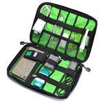 Reise Organizer Tasche zur Aufbewahrung & Transport von Elektronik für 1,77€