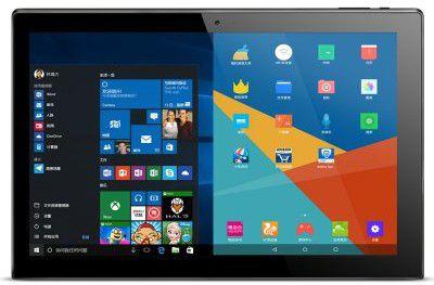 Onda OBook 20 Plus   10,1 Tablet mit Dual OS, Quad Core Prozessor und 64 GB Speicher für 135,84€