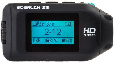 Drift Stealth 2 Actioncam mit 12 MP und integriertem WLAN für 77€ (statt 110€)