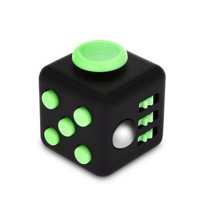 Magic Cube   Anti Stress Würfel für die Hosentasche für 0,99€