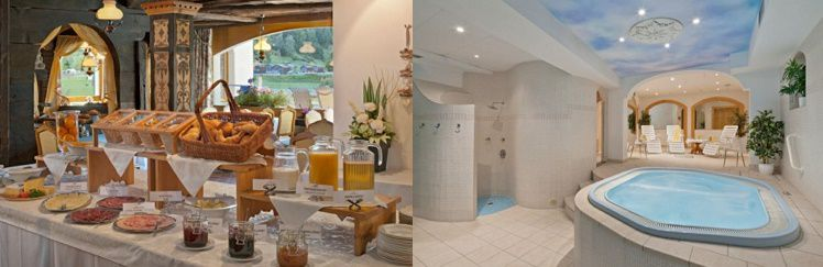 16 2, 3, 5 oder 7 ÜN im 3,5* Hotel in den Alpen inkl. Halbpension & Wellness ab 139€ p.P.