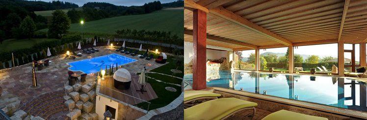 2 3 ÜN im 4* Romantikhotel inkl. Frühstück, Dinner, Spa und mehr ab 139€ p. P.