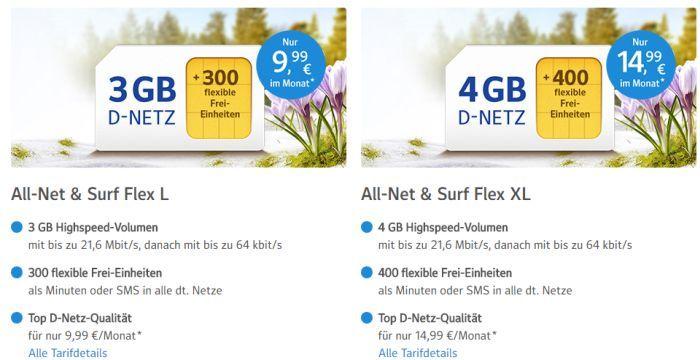 1und1 Details 1&1 All Net & Surf Special ab 6,99€/Monat   bis zu 300 Freieinheiten + 4 GB Internet