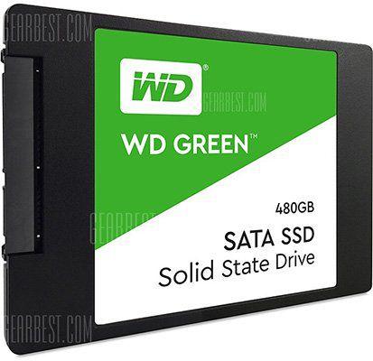 WD Green   interne 480 GB SSD für 71,96€ (statt 83€)