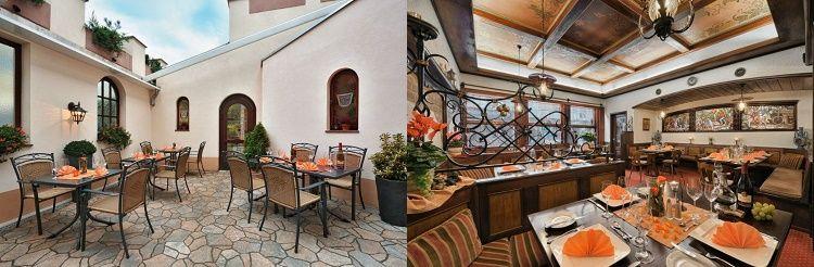 2   5 Nächte im 3* Hotel am Rhein inkl. Halbpension, 1 Flasche Riesling und WLAN ab 99€