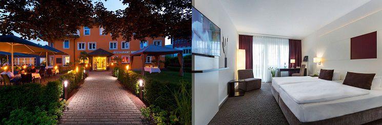 23 2   5 Nächte im 3,5* Hotel auf Reichenau inkl. Frühstück, 3 Gänge Menü und Wellness ab 124,90€ p. P.
