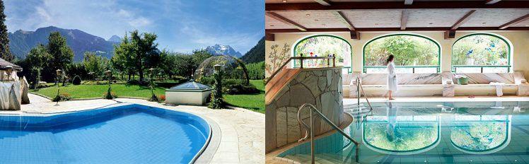 3 5 oder 7 ÜN im 4* Hotel in den österreichischen Alpen inkl. Halbpension, Wellness, Fitness uvm. ab 249€ p.P.