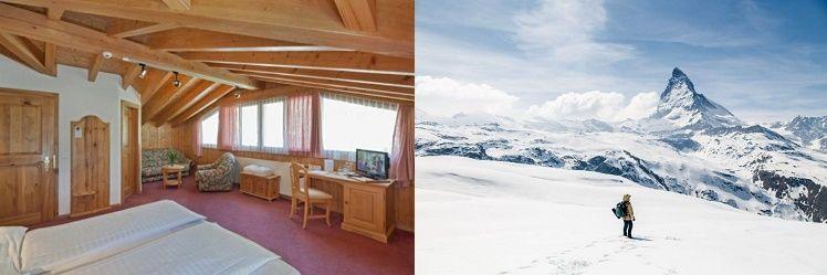31 2, 3, 5 oder 7 ÜN im 3,5* Hotel in den Alpen inkl. Halbpension & Wellness ab 139€ p.P.