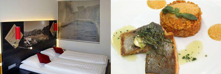 3, 4 oder 7 ÜN im 4* Hotel inkl. Halbpension und Sauna ab 199€ p. P.
