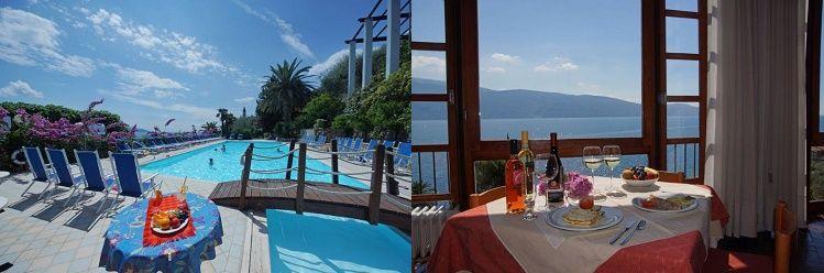 33 3, 4 oder 7 ÜN im 3* Hotel am Gardasee inkl. Halbpension ab 99€ p.P.