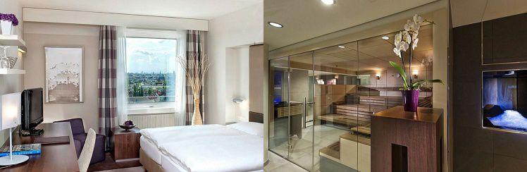 2 Oder 3 Nachte Im 4 Hotel In Berlin Inkl Fruhstuck Wellness Und