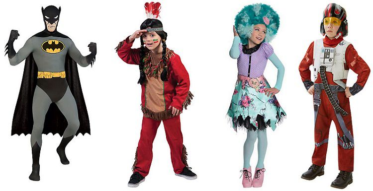 Mindestens 50% Rabatt auf ausgewählte Kostüme und Zubehör by myToys