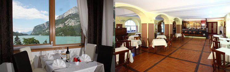 3, 5 oder 7 ÜN im 3* Hotel in Norditalien mit Halbpension, Tennis und Molveno Card ab 119€ p.P.