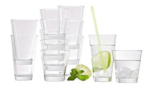 Leonardo Ciao Gläserset   36 Gläser für 23,97€