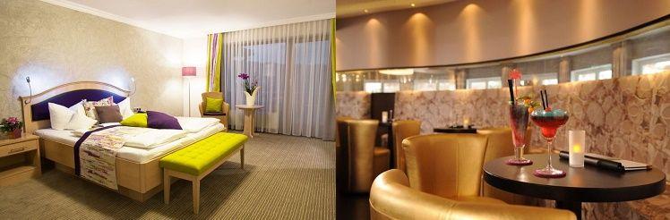 44 2 3 ÜN im 4* Romantikhotel inkl. Frühstück, Dinner, Spa und mehr ab 139€ p. P.