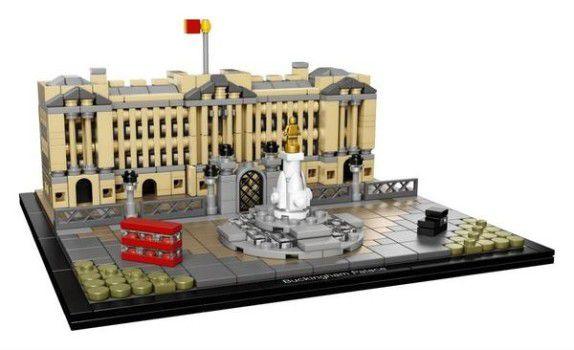 46152533 22 00 e1484838199281 LEGO Architecture Buckingham Palast (21029) für 33,43€ (statt 38€)