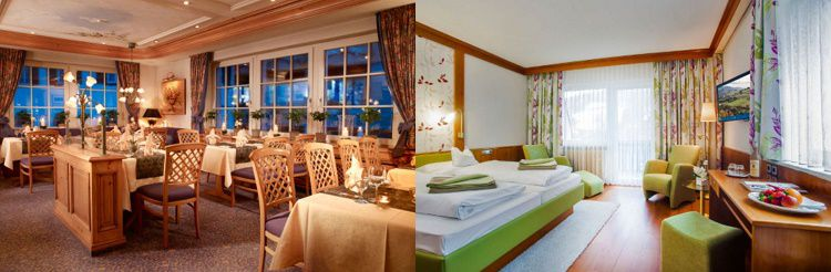 53 3, 4 oder 7 ÜN im 3,5* Hotel im Schwarzwald inkl. HP, 5 Gänge Dinner und Sauna ab 199€ p.P.
