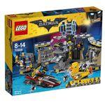 LEGO Batman (70909) – Batcave Einbruch für 76,49€ (statt 87€)