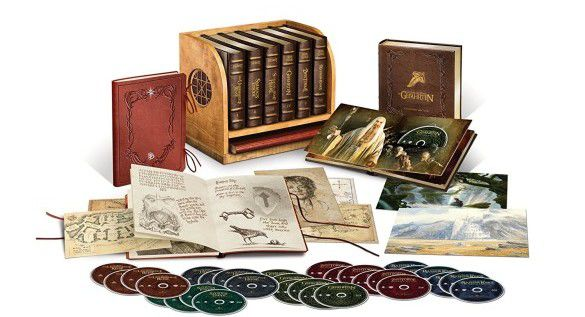 Vorbei! Mittelerde Ultimate Collectors Edition für 129,97€ (statt 245€)