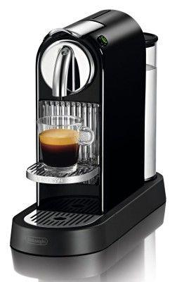 Delonghi Citiz EN 166.C Nespresso Kapselmaschine für 79,99€ + gratis Milchaufschäumer