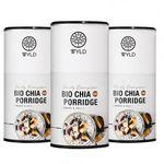 Wyld Bio Chia Porridge 3 Pack (je 450g) statt 23,70€ für 15,81€