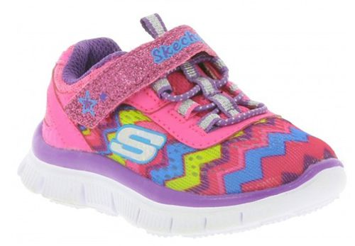 Skechers Appeal Ziggy Rosa Kinder Sneakers für 14,99€ (statt 33€)