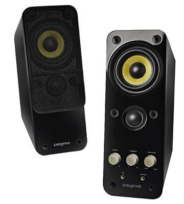 Creative GigaWorks T20 Series II PC Lautsprecher für 52,40€ (statt 61€)