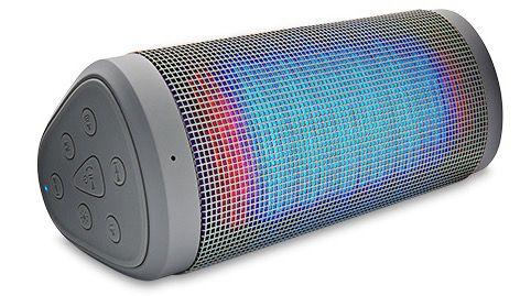 Tchibo Bluetooth Lautsprecher mit Lichteffekten für 26,95€