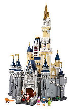 Lego Disney Schloss 71040 für 341,17€ (statt 439€)