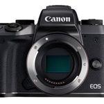Canon EOS M5 Systemkamera-Body für 977,99€ (statt 1.089€)