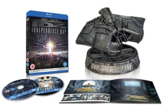 Independence Day Attacker Blu ray Edition für 34,79€ (statt 52€)