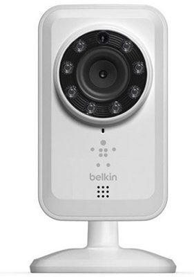 Belkin NetCam WLAN Kamera für 35,90€ (statt 61€)