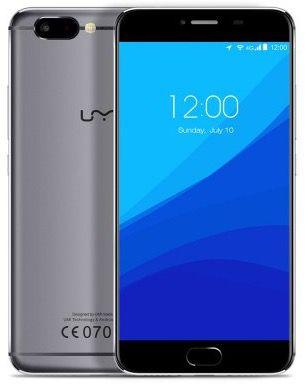 UMi Z   5,5 Zoll Full HD Smartphone mit 32GB & Fingerprint für 193,52€ (statt 234€)