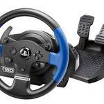 Ausverkauft! Thrustmaster T150 RS Lenkrad (PS4, PS3, PC) für 75,90€ (statt 154€)