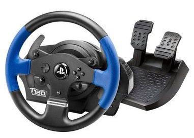 Thrustmaster T150 RS Lenkrad (PS4, PS3, PC) für 116,42€ (statt 152€)