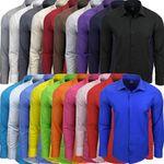 Rusty Neal Herren Slim Fit Hemden für je 16,95€
