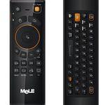 Mele F10 Deluxe – wireless Mini-Tastatur mit Maus-Funktion für 13,58€ (statt 21€)