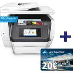 HP OfficeJet Pro 8740 Tintenstrahl-Multifunktionsgerät für 269,28€ (statt 315€) + 50€ Cashback + 20€ Tankgutschein