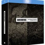 Band of Brothers + The Pacific Blu-ray Box für 24,26€ (statt 41€)