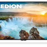 Medion X18083 – 65 Zoll 4K Fernseher mit Triple-Tuner für 999€ (statt 1.200€)