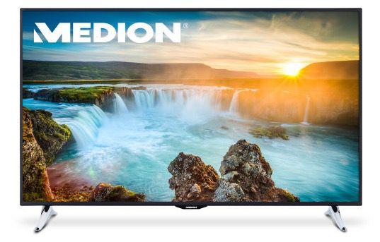 Medion X18083   65 Zoll 4K Fernseher mit Triple Tuner für 799€ (statt 999€)