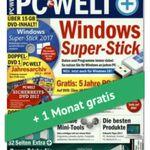 3 Ausgaben PC WELT plus für 22,95€ inkl. 20€ Amazon Gutschein