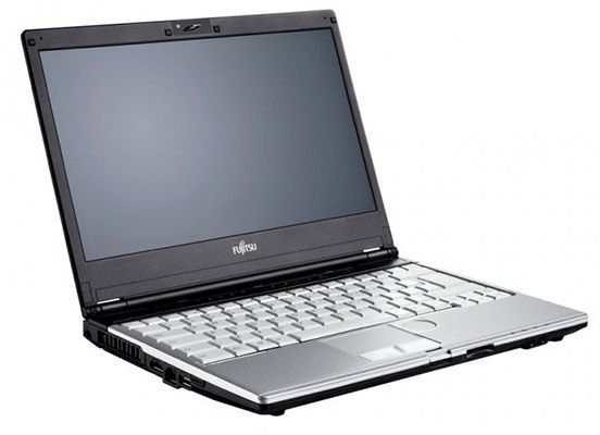 Fujitsu Lifebook S761   13,3 Zoll Notebook mit 120GB SSD + Win 7 für 179€   refurbished!