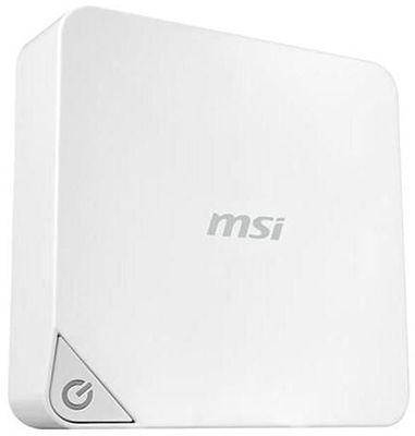MSI Cubi Desktop PC ohne OS für 259,47€ (statt 384€)