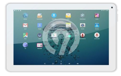 Ninetec Platinum 10 G2   10 Zoll Tablet mit 16GB für 69,99€ (statt 150€)