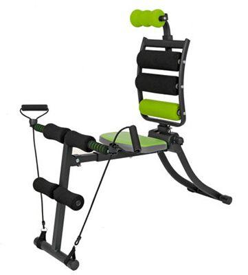 Swingmaxx Body Fitness und Bauchtrainer für 69,99€ (statt 95€)