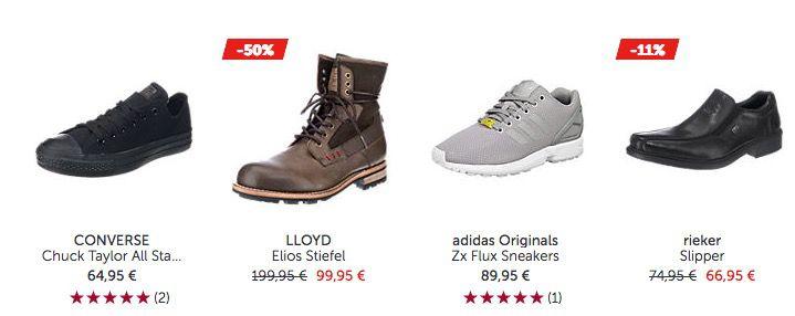 Mirapodo mit 15% Rabatt auf Herren Marken Schuhe & Boots